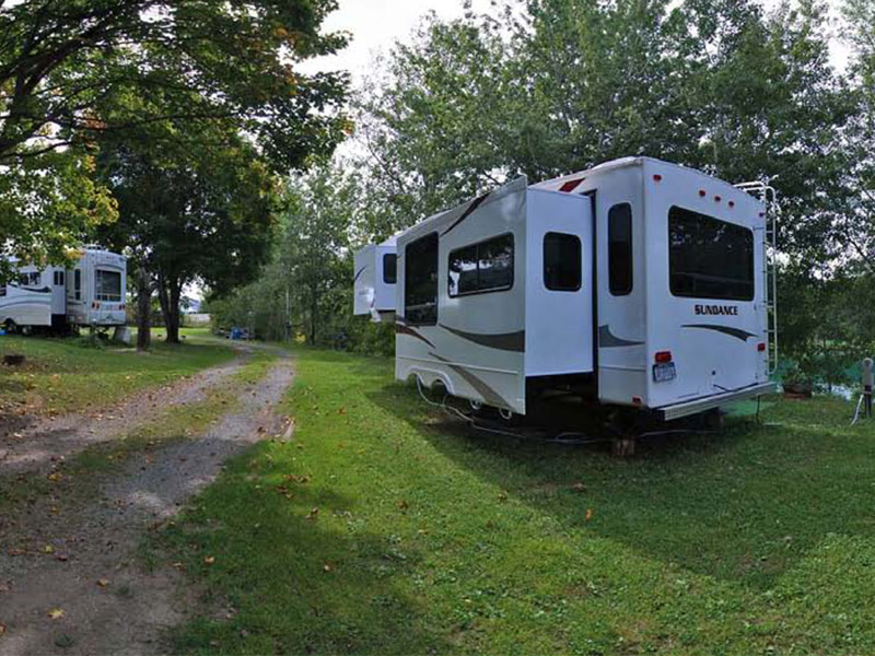 Camping in NY